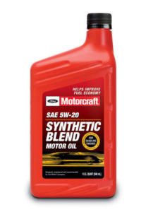 what is a synthetic blend motor oil car service